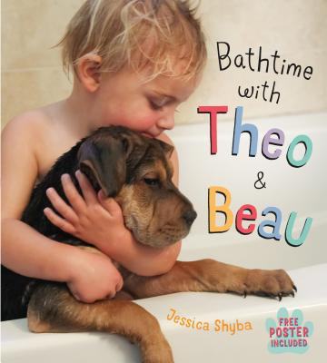 Bathtime with Theo and Beau Cover