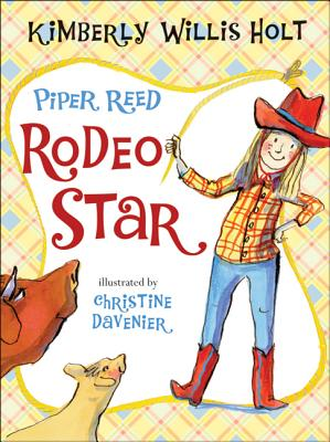 Piper Reed, Rodeo Star Cover