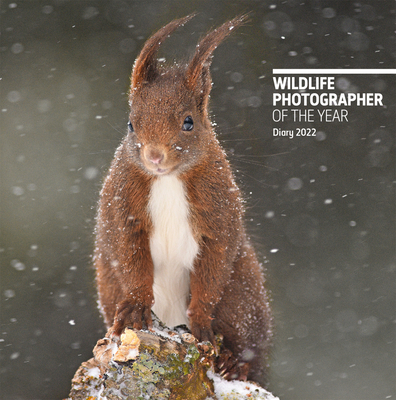 Wildlife Photographer of the Year Pocket Diary 2022 (Wildlife Photographer of the Year Diaries) Cover Image
