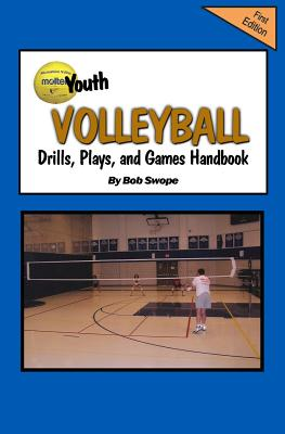 Youth Volleyball Drills, Plays, and Games Handbook Cover Image