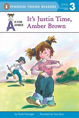 It's Justin Time, Amber Brown (A Is for Amber #2) Cover Image