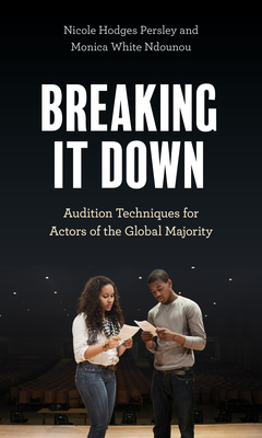 Breaking It Down: Audition Techniques for Actors of the Global Majority Cover Image