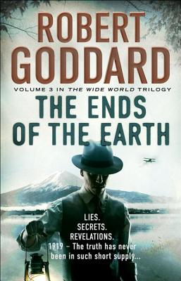 The Ends of the Earth: The Wide World, James Maxted 3 Cover Image