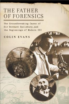 Cover for The Father of Forensics