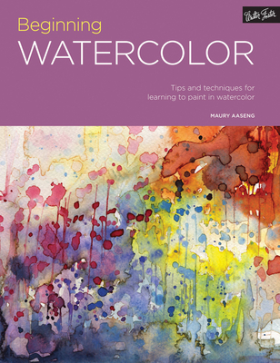 Portfolio: Beginning Watercolor: Tips and techniques for learning to paint in watercolor Cover Image