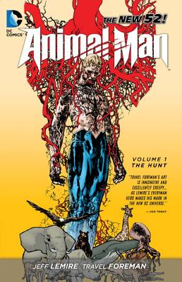 Animal Man, Volume 1 Cover