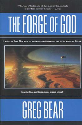 The Forge of God Cover