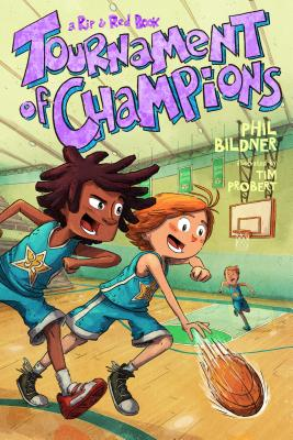 Cover for Tournament of Champions (Rip and Red #3)
