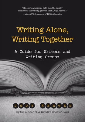 Writing Alone, Writing Together Cover