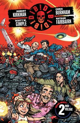 Cover for Die!die!die!, Volume 2