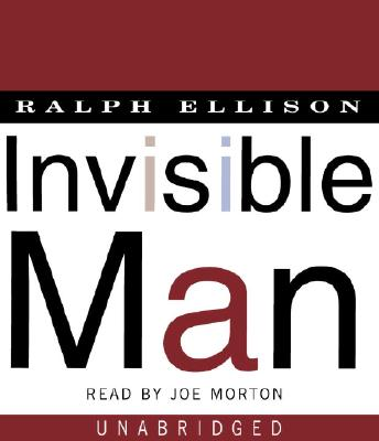 Invisible Man Cover Image