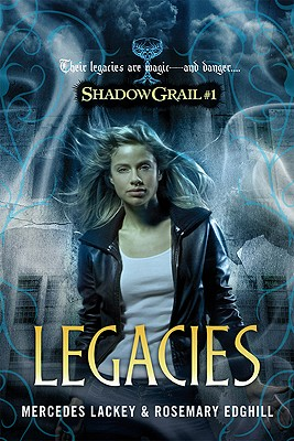Shadow Grail #1 Cover