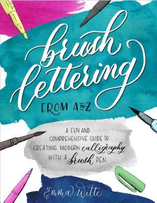 Brush Lettering Cover Image