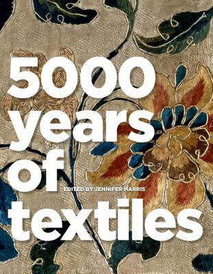 5,000 Years of Textiles Cover Image