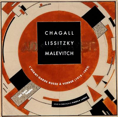 Cover for Chagall, Lissitzky, Malevitch