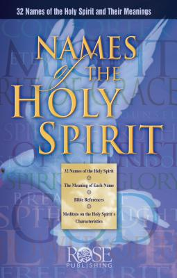 Names of the Holy Spirit Cover Image