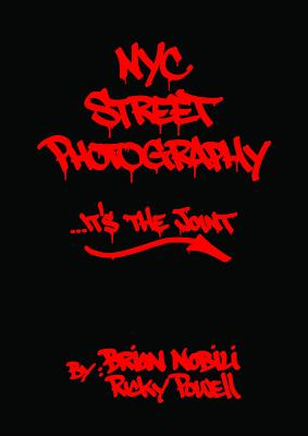 NYC Street Photography: It's the Joint Cover Image