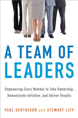A Team of Leaders Cover
