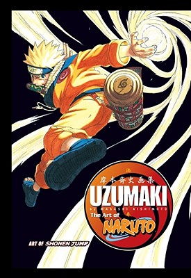 Art of Naruto: Uzumaki cover image
