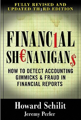 Cover for Financial Shenanigans