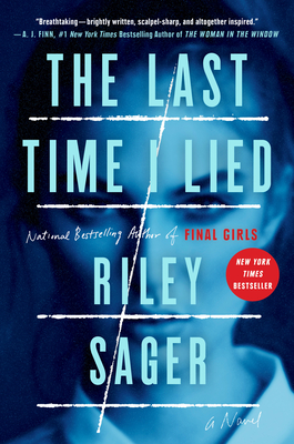 The Last Time I Lied Cover Image