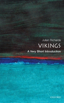 The Vikings: A Very Short Introduction Cover Image