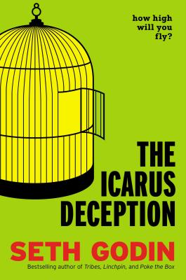 The Icarus Deception Cover
