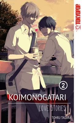 Koimonogatari: Love Stories, Volume 2, 2 Cover Image