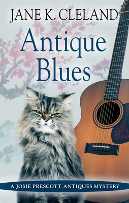 Antique Blues Cover Image