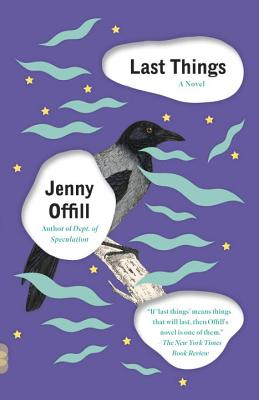 Last Things (Vintage Contemporaries) cover