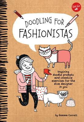 Cover for Doodling for Fashionistas (Doodling For...)