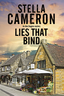 Cover for Lies That Bind (Alex Duggins Mystery #4)