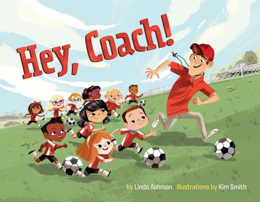 Hey, Coach! Cover