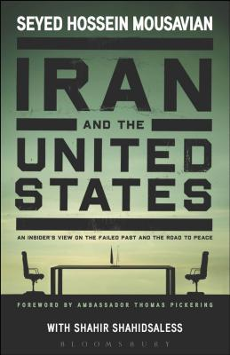 Iran and the United States Cover