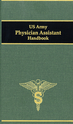 US Army Physician Assistant Handbook Cover Image