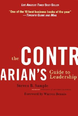 The Contrarian's Guide to Leadership Cover