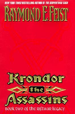 Krondor, the Assassins Cover