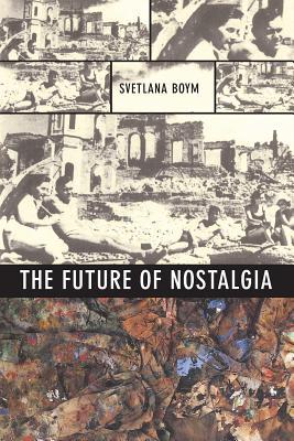Cover for The Future of Nostalgia