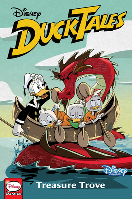 DuckTales: Treasure Trove (Duck Tales #1) Cover Image
