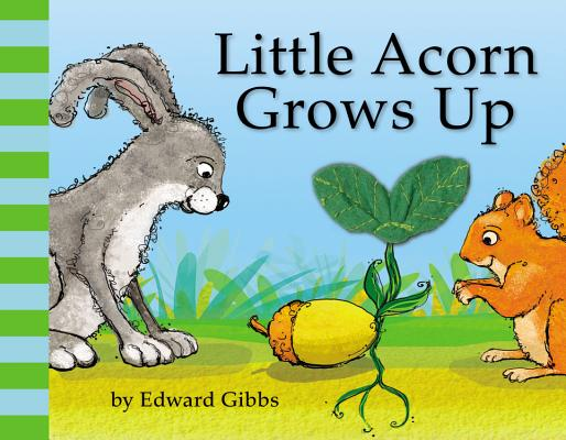 Little Acorn Grows Up Cover