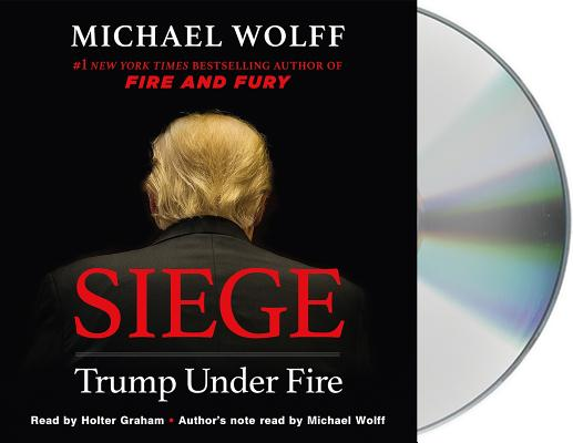 Siege: Trump Under Fire Cover Image