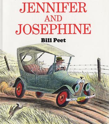 Jennifer and Josephine Cover Image