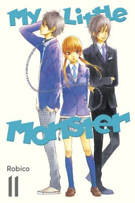 My Little Monster 11 Cover Image