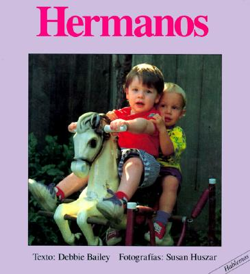 Hermanos = Brothers (Hablemos) Cover Image
