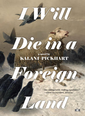 I Will Die in a Foreign Land Cover Image