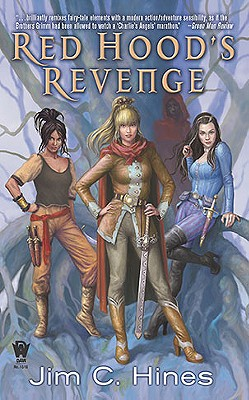 Red Hood's Revenge Cover Image