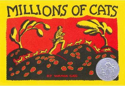 Millions of Cats Cover Image