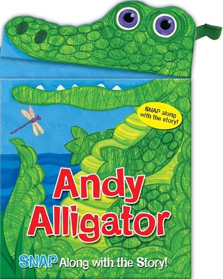 Andy Alligator (Snappy Fun Books) Cover Image