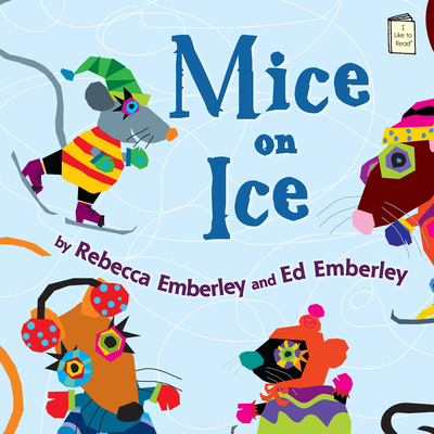 Mice on Ice (I Like to Read) cover