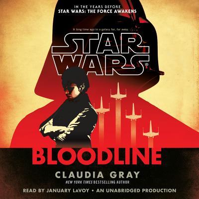 Bloodline (Star Wars) Cover Image